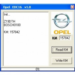 OPEL KM tool